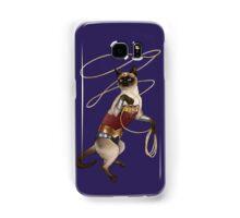 Wonder Cat Samsung Galaxy Case/Skin