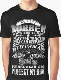 Bikers Passion Graphic T-Shirt