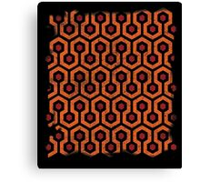 The Flooring Canvas Print