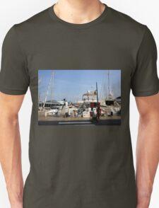 Saint-Tropez, France. Yacht club and Marina  T-Shirt