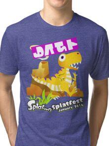 Splatfest Team Past v.3 Tri-blend T-Shirt
