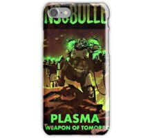 Guns and Bullets (Plasma) iPhone Case/Skin