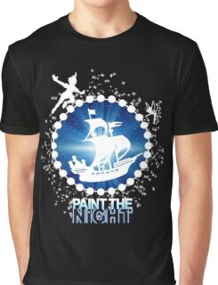 Paint the Night - Second Star to the Right Graphic T-Shirt