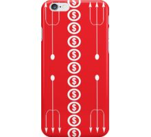 'Pitchforks' design by LUCILLE iPhone Case/Skin
