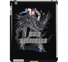 I MAIN BAYONETTA iPad Case/Skin