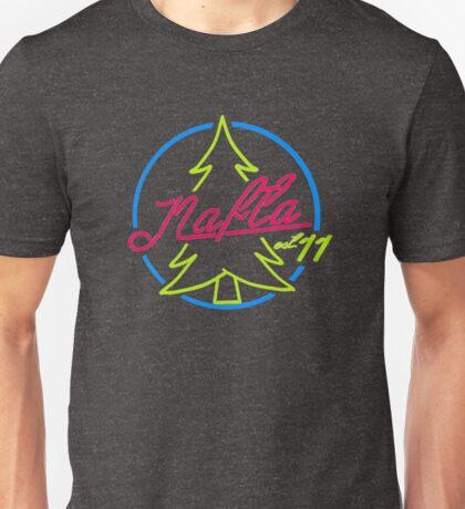 Nafta Neon Lights Unisex T-Shirt