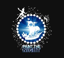 Paint the Night - Second Star to the Right Unisex T-Shirt