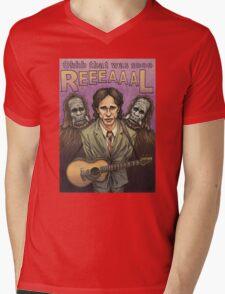 Jeff Buckley Mens V-Neck T-Shirt
