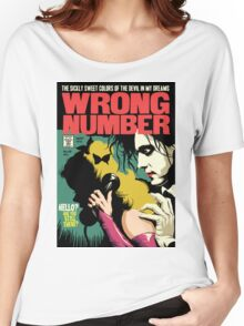 Wrong Number Women's Relaxed Fit T-Shirt