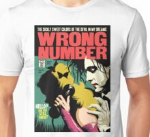 Wrong Number Unisex T-Shirt