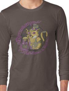 Purrsnikittys Potions and Tonics Long Sleeve T-Shirt
