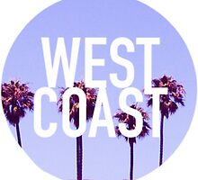 WEST COAST by sadgurl00