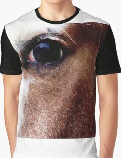 A Contrasting View Graphic T-Shirt