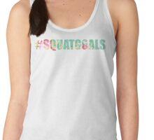 #SQUATGOALS Women's Tank Top