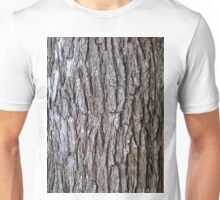 Elm Tree Bark Unisex T-Shirt
