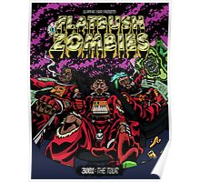 FlatBush Zombies - 3001: lace odyssey Poster