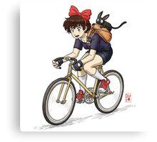 Kiki's Bike Messenger Service Canvas Print