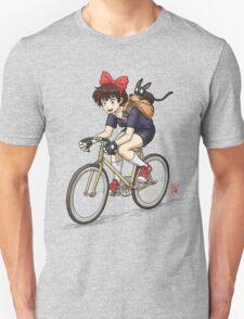 Kiki's Bike Messenger Service Unisex T-Shirt