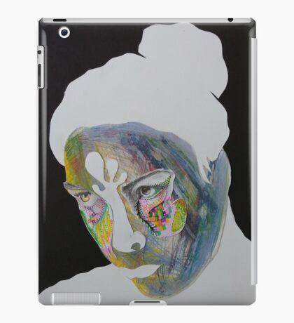 Paper Portrait iPad Case/Skin
