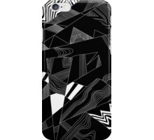'Line Composition' design by LUCILLE iPhone Case/Skin