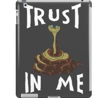 Trust in Me iPad Case/Skin
