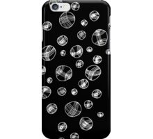 'Falling balls' design by LUCILLE iPhone Case/Skin