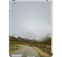 Pamir Grey iPad Case/Skin
