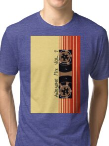 Awesome Mix Vol. 1 Tri-blend T-Shirt