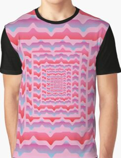 'Psychedelia' design by LUCILLE Graphic T-Shirt