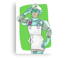 Surgeon Rick #1 Canvas Print