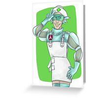 Surgeon Rick #1 Greeting Card
