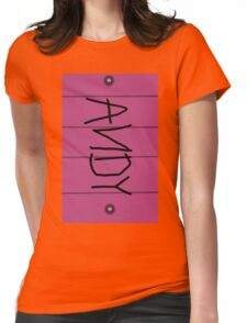 Buzz's Shoe Womens Fitted T-Shirt