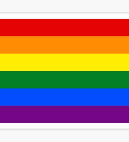 PRIDE FLAG  Sticker