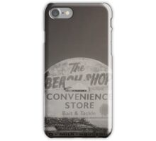 From surf to snacks iPhone Case/Skin
