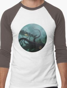 The Nautilus Men's Baseball ¾ T-Shirt