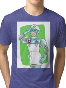 Surgeon Rick #1 Tri-blend T-Shirt