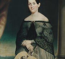Nelson Cook  Mrs. James Merrill Cook by Adam Asar