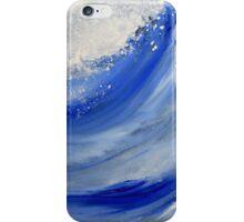 Blue Wave II iPhone Case/Skin
