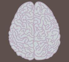 Pastel Brain Baby Tee