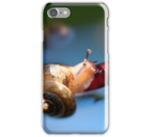 Shell Eye See You Later? iPhone Case/Skin
