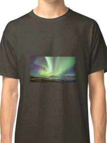 aurora borealis Classic T-Shirt