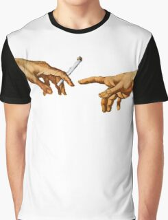 Pass The Blunt Graphic T-Shirt