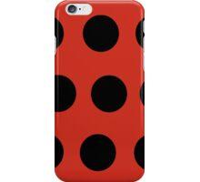Ladybug Pattern iPhone Case/Skin