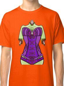 Corset Zombie Classic T-Shirt