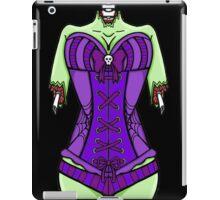 Corset Zombie iPad Case/Skin