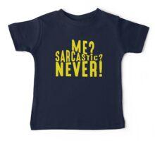 Sarcastic T Shirt Baby Tee