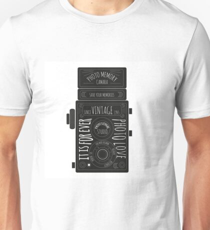 old machine II Unisex T-Shirt
