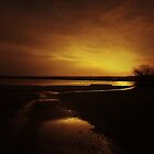 AFTER THE RAIN THE SUNSET by leonie7