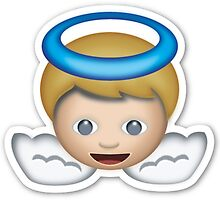 Angel Emoji by sadgurl00