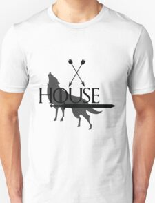 Game of Thrones - Stark T-Shirt